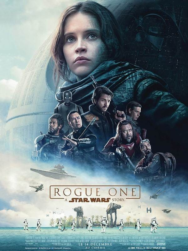 Rogue One : A Star Wars Story, Affiche