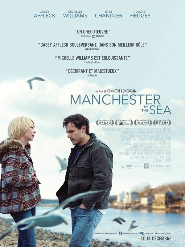 Manchester by the Sea, Affiche