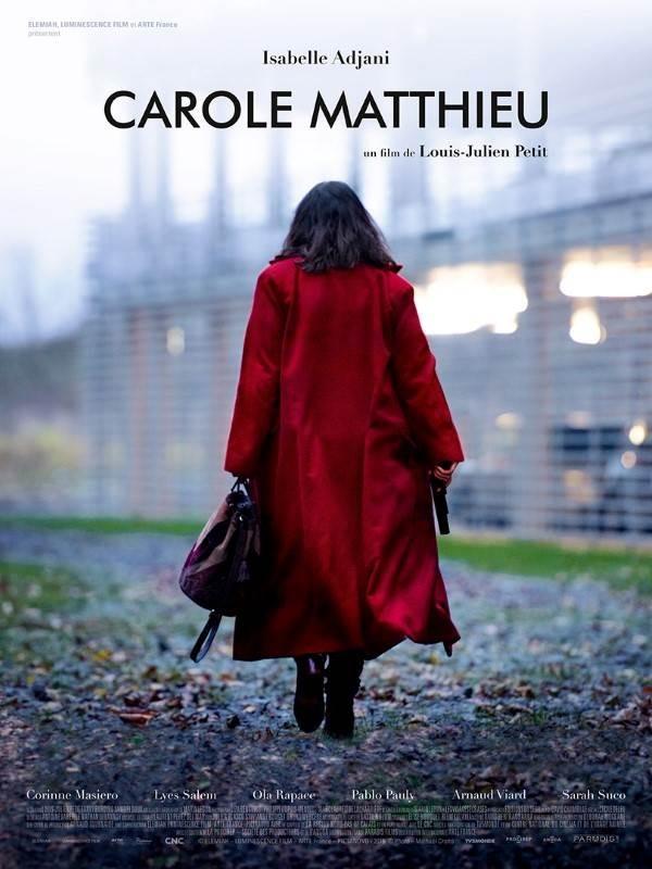Carole Matthieu, Affiche