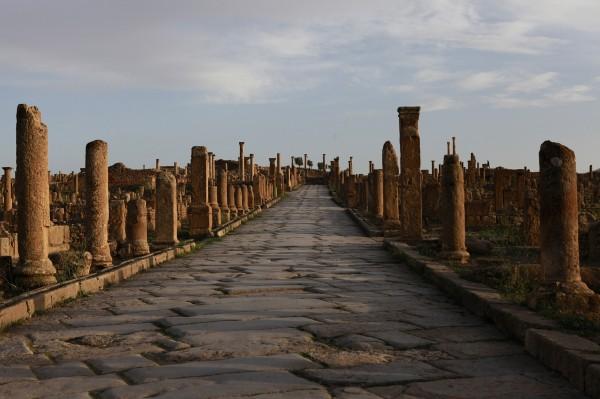 Timgad, extrait