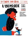 L'Odyssée de bric et de broc à la Comédie Saint-Michel : Affiche