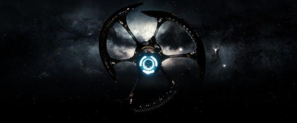 Le vaisseau spatial Avalon