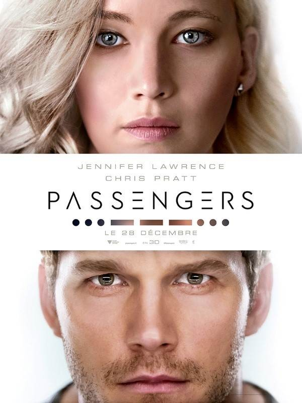 Passengers, Affiche