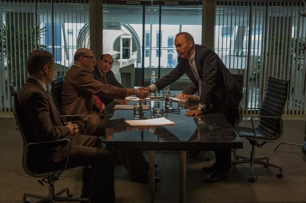 Nick Offerman, John Carroll Lynch, personnage, Michael Keaton