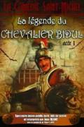 La Légende du chevalier Bidul à la Comédie Saint Michel : Affiche