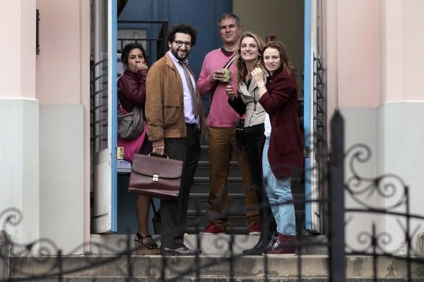 Florence Foux  (enseignante), Denis Sebbah, Eric Bougnon (enseignant), Olivia Côte, Sara Forestier
