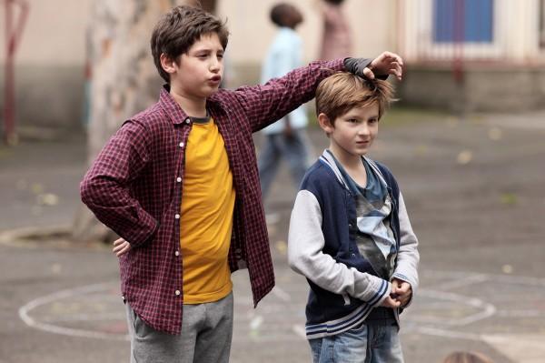 Ghillas Bendjoudi (Sacha), Albert Cousi (Denis)