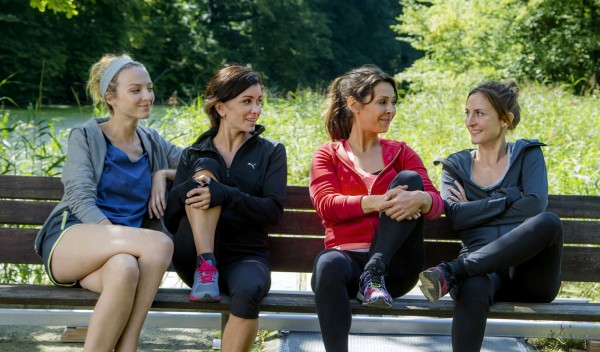 Stéphanie Crayencour, Jenifer Bartoli, Tania Garbarski, Camille Chamoux