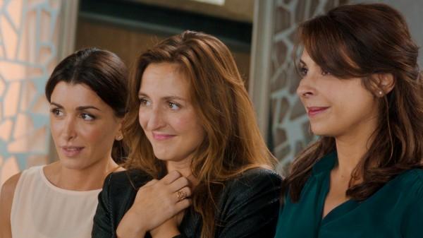 Jenifer Bartoli, Camille Chamoux, Tania Garbarski