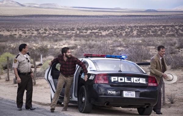 Franco Vega (Driver), Jake Gyllenhaal, Michael Shannon