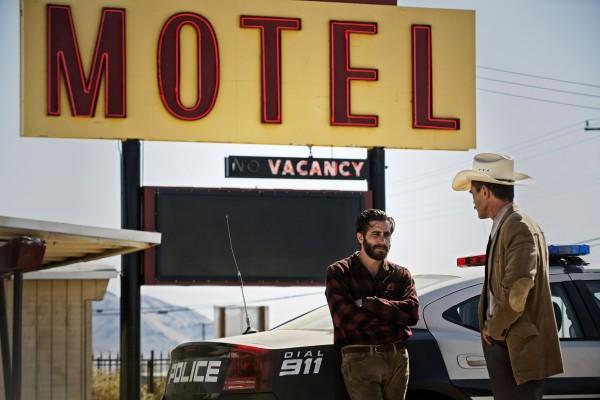 Jake Gyllenhaal, Michael Shannon