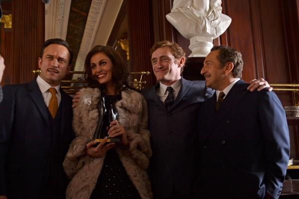 Vincent Perez, Sveva Alviti, Jean-Paul Rouve, Patrick Timsit (Bruno Coquatrix)