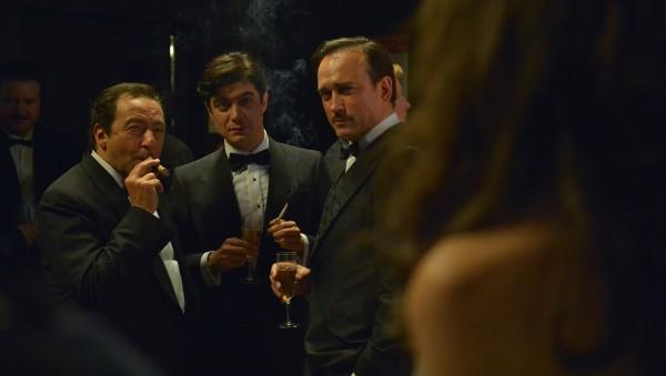Patrick Timsit (Bruno Coquatrix), Riccardo Scamarcio, Vincent Perez