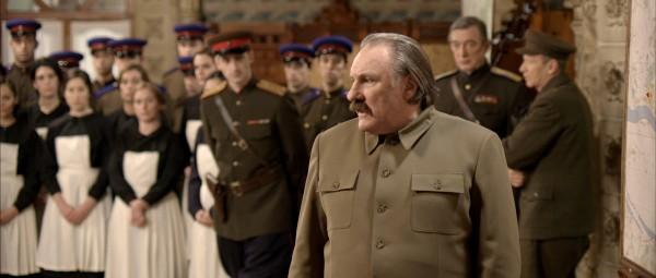 Gérard Depardieu, personnages