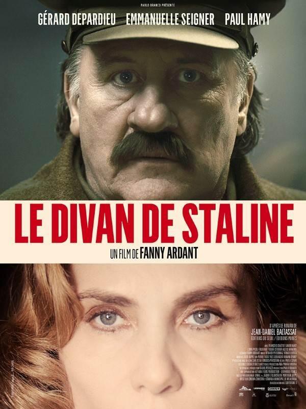 Le Divan de Staline, Affiche