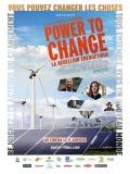 Power to Change: la rébellion énergétique, Affiche