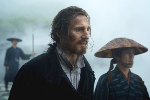 Liam Neeson, personnage