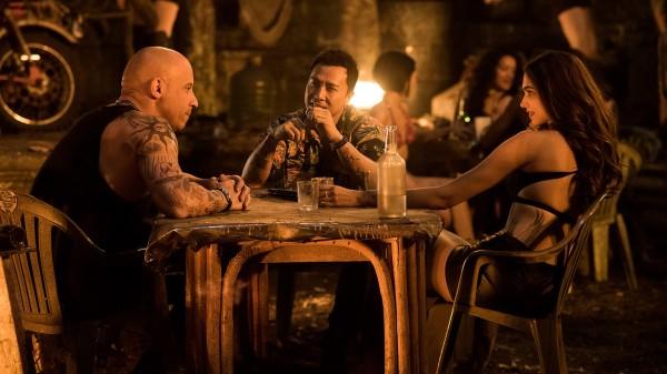 Vin Diesel, Donnie Yen, Deepika Padukone