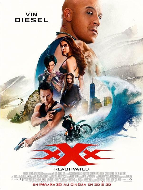 xXx : Reactivated, Affiche