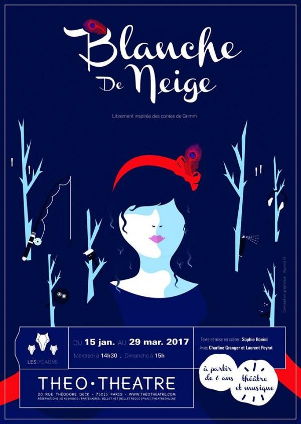 Blanche De Neige au Théo Théâtre