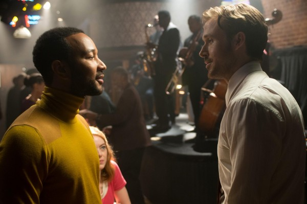 John Legend, Ryan Gosling