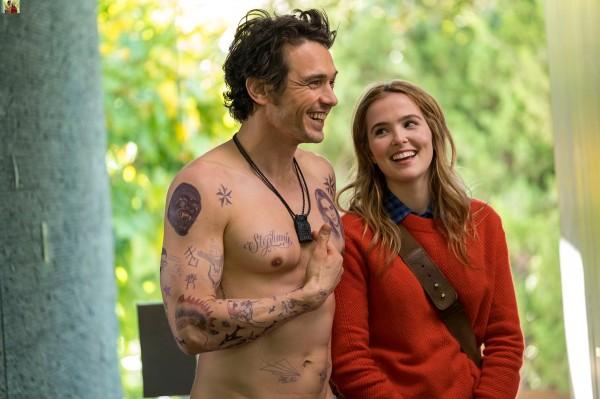 James Franco, Zoey Deutch