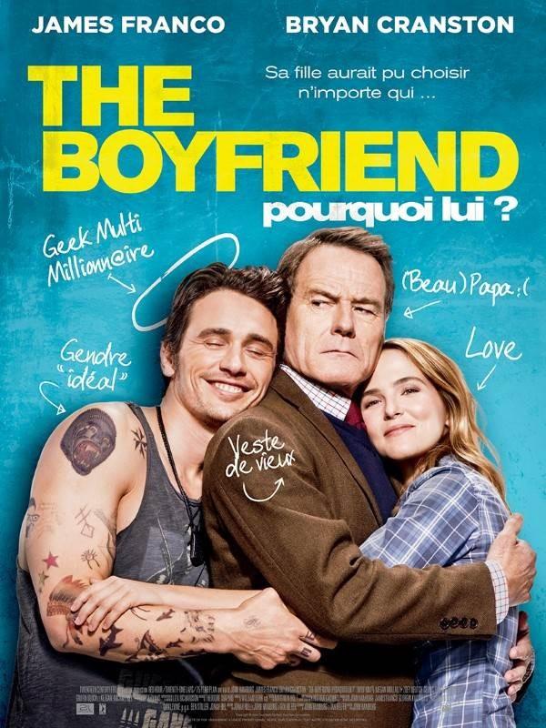 The Boyfriend : pourquoi lui ?, Affiche