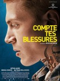 Compte tes blessures, Affiche