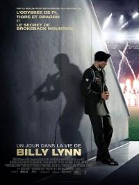 Un jour dans la vie de Billy Lynn, Affiche