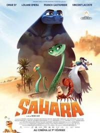 Sahara, Affiche