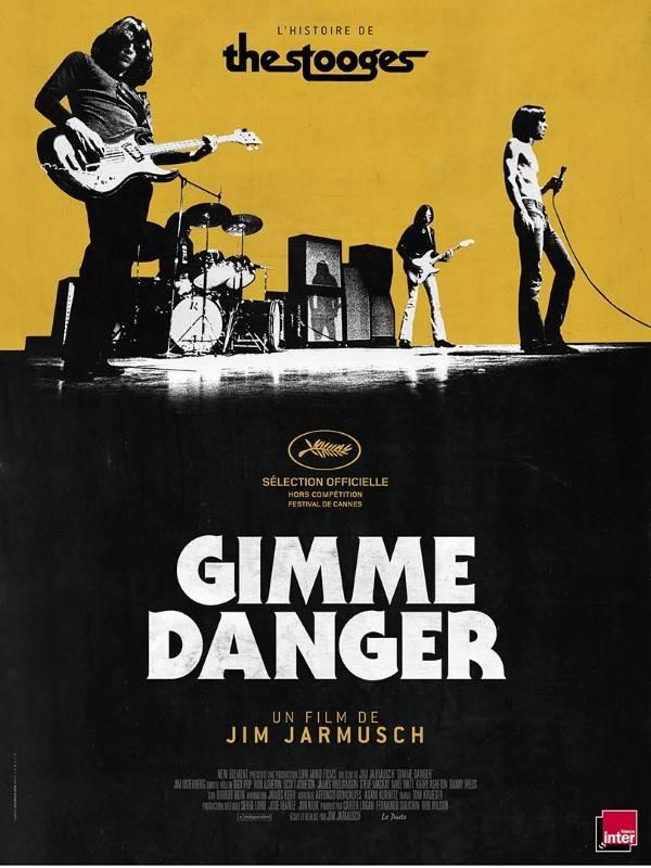 Gimme Danger, Affiche
