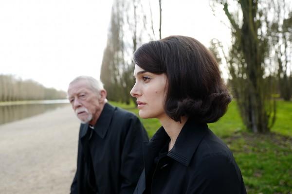 John Hurt, Natalie Portman