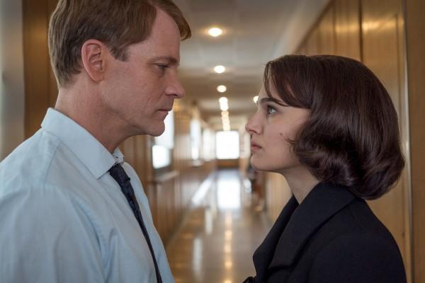 Peter Sarsgaard, Natalie Portman