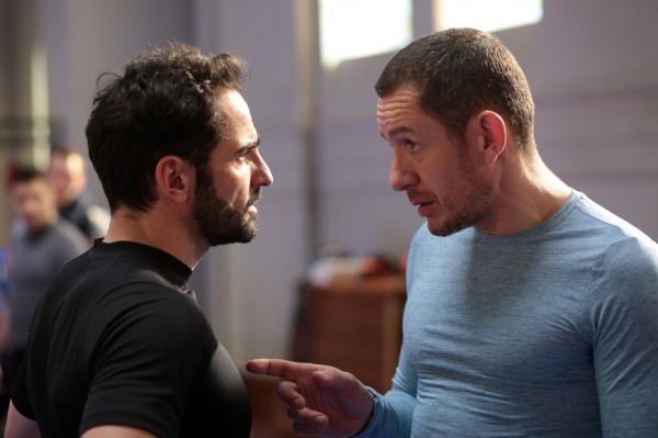 Florent Peyre (Olivier Lopez), Dany Boon