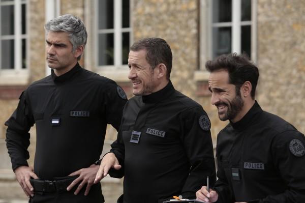 Francois Vincentelli, Dany Boon, Florent Peyre (Olivier Lopez)