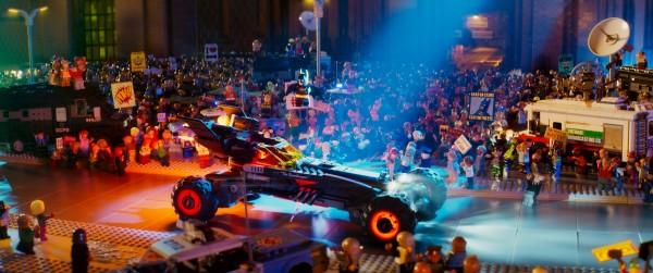 Lego Batman : le film, extrait