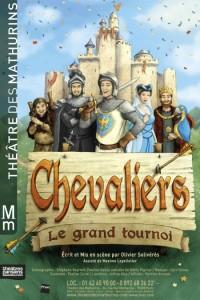 Chevaliers au Théâtre des Mathurins