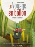 Le Voyage en ballon, Affiche