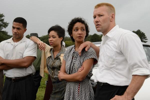 Alano Miller (Raymond Green), Terri Abney (Garnet Jeter), Ruth Negga, Joel Edgerton