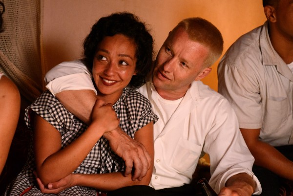 Ruth Negga, Joel Edgerton
