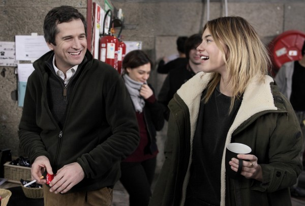 Guillaume Canet, Camille Rowe