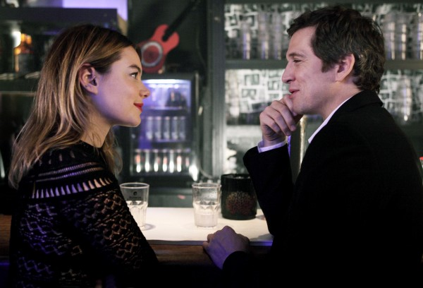 Camille Rowe, Guillaume Canet