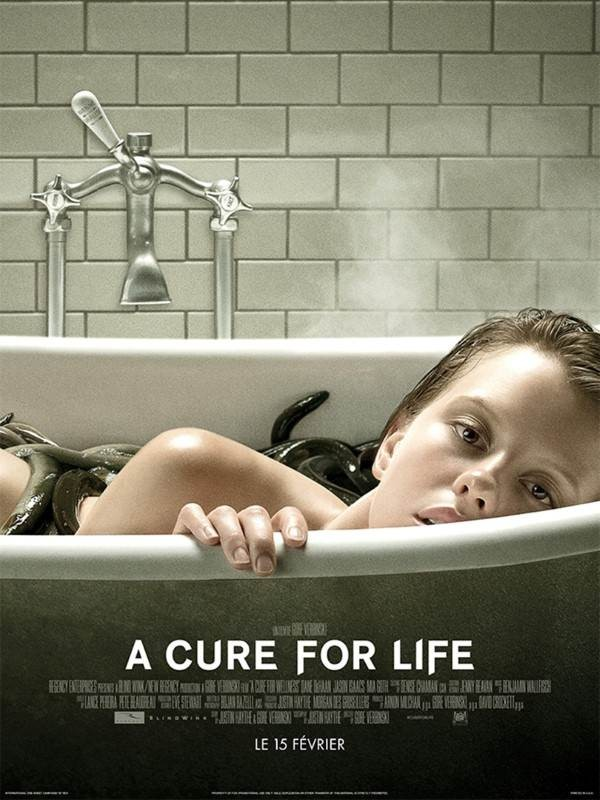 A Cure for Life, Affiche