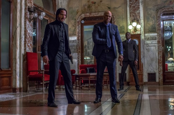 Keanu Reeves, Common, personnage