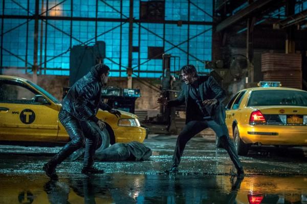 Personnage, Keanu Reeves