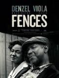 Fences, Affiche