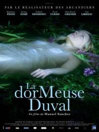 La Dormeuse Duval, Affiche
