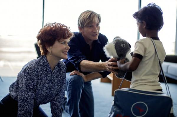 Nicole Kidman, David Wenham, Sunny Pawar