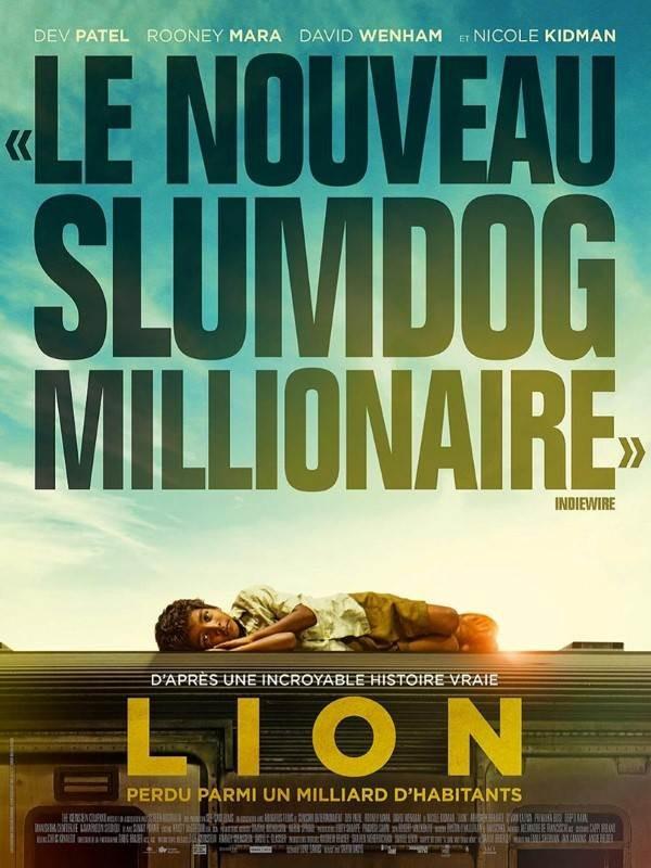 Lion, Affiche