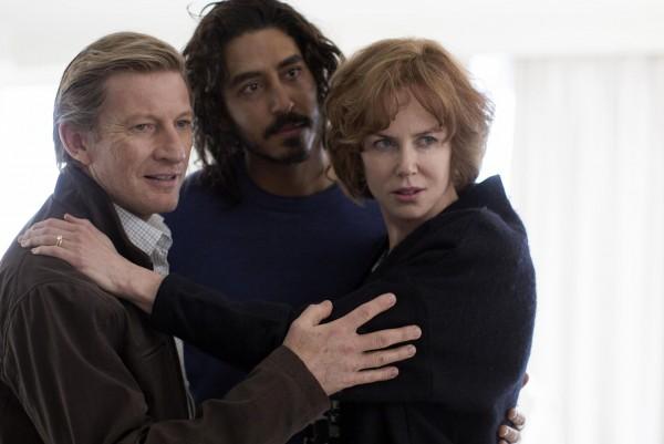 David Wenham, Dev Patel, Nicole Kidman